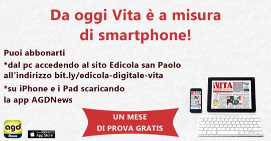 Vita a portata di smartphone: abbonati subito!