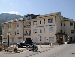 L'ospedale di Pomaretto