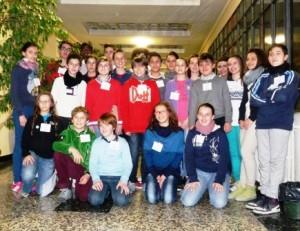 Il Consiglio comunale ragazzi del 2013
