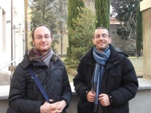 I medici Nicola Lollino e Mario Pironti (Foto Vita Diocesana)