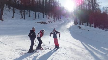 Percorsa la nuova Via Lattea, 400 Km di neve da Monginevro a Pragelato