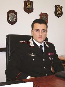Il capitano Alberto Tulli nuovo comandante della Compagnia Carabinieri di Pinerolo