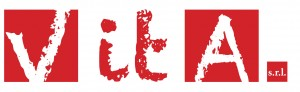 logo vita rosso srl