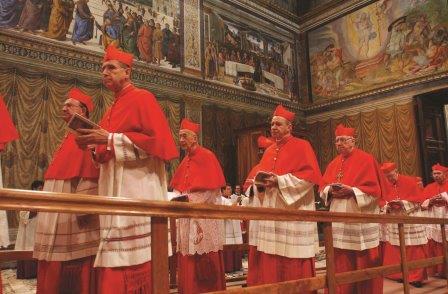 Conclave: istruzioni per l'uso