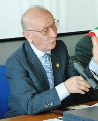Michele Colombino, presidente dell'Associazione Piemontesi nel mondo