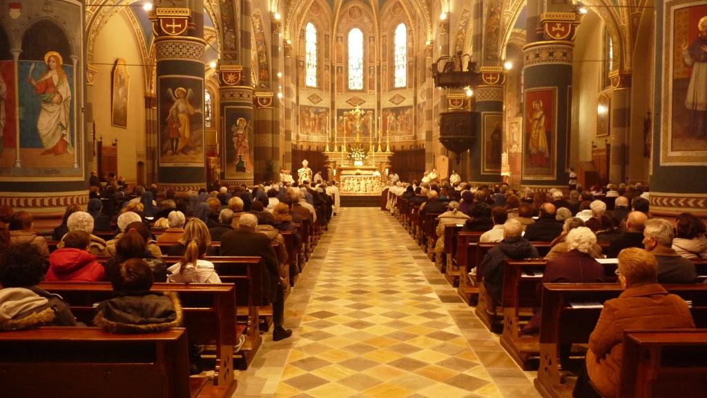 A proposito della celebrazione di domenica 19 maggio nella Cattedrale di Pinerolo