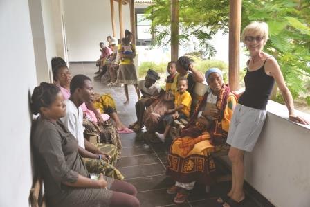 In Madagascar tifoni e incertezza politica non fiaccano l'entusiasmo dei volontari