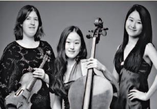 Il concorso musicale di Pinerolo va allo Yoon Trio