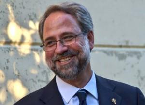 Il moderatore della Tavola Valdese, Eugenio Bernardini