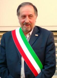 il sindaco di Pinerolo, Eugenio Buttiero (foto Vita Diocesana)