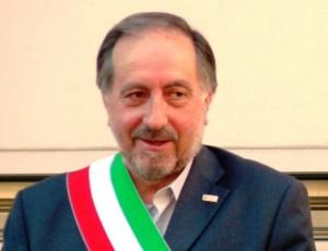 Il sindaco di Pinerolo, Eugenio Buttiero