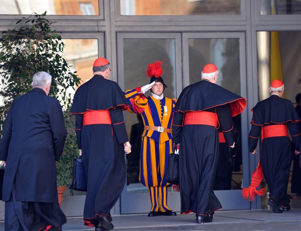 Conclave, dentro e fuori