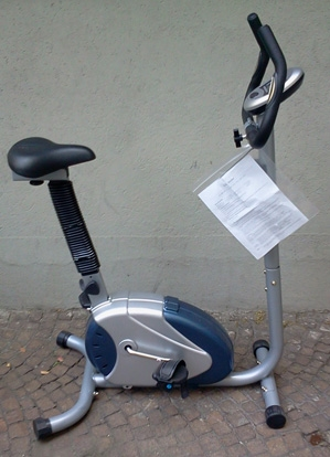 Cerco cyclette