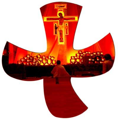 Preghiera di Taizé a Lusernetta