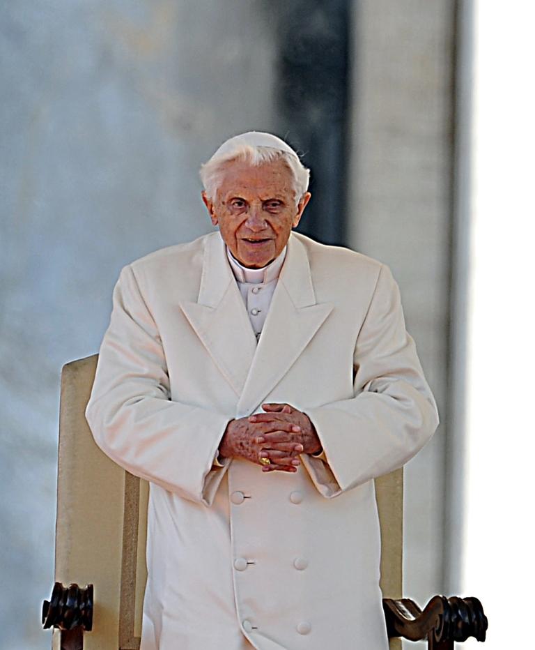 La lezione di papa Benedetto XVI