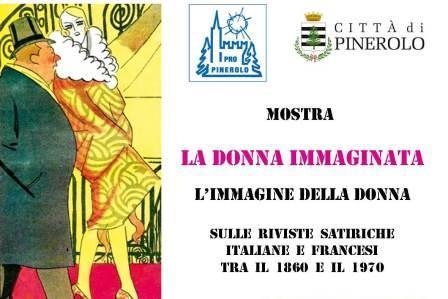 """""""L'immagine della donna"""" in mostra a Pinerolo"""