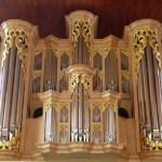 L'organo della chiesa Nostra Signora di Fatima a Pinerolo