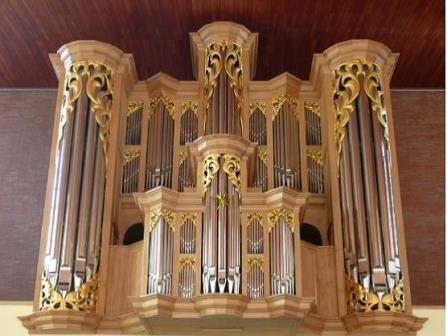 Concerto d'organo di Alberto Brigandì a Pinerolo