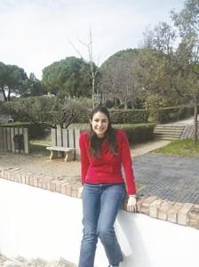 Cristina Grand a Montpellier