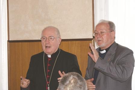 Don Zago, cinquant'anni di sacerdozio a servizio dei poveri