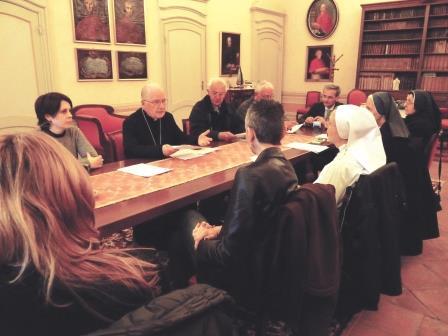 Scuole cattoliche in rete: c'è la firma!