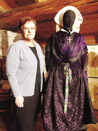 Il vestito della festa nella tradizione della montagna