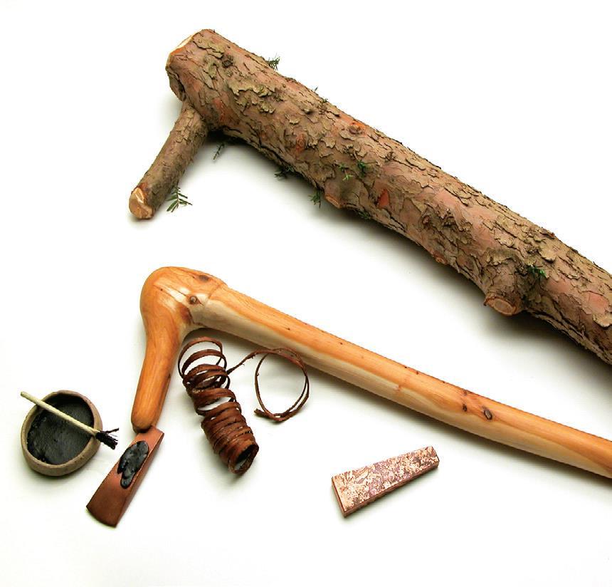 Modello Ötzi, inverno 3550 AC