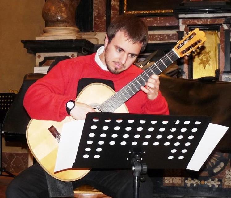 Rassegna chitarristica: sabato 3 maggio appuntamento a Roletto con Beniamino Trucco