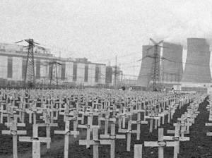 La centrale nucleare di Cernobyl