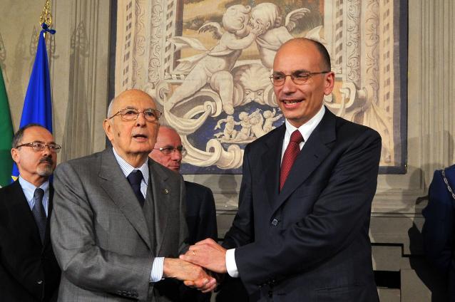 Ecco il Governo Letta. Soddisfazione di Napolitano