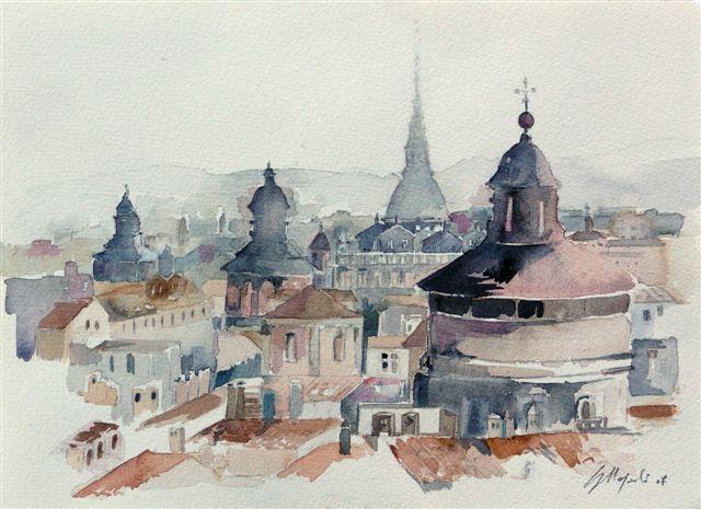 Pittura e poesia a Villarbasse