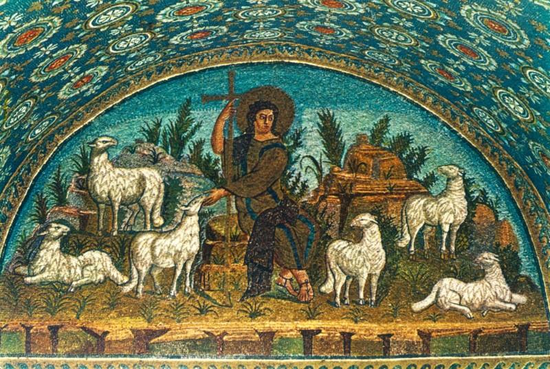 Le mie pecore ascoltano la mia voce