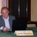 Il professor Daniele Ormezzano