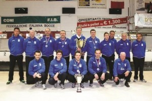 Bocce. La Perosina seconda al Campionato Italiano di Loano