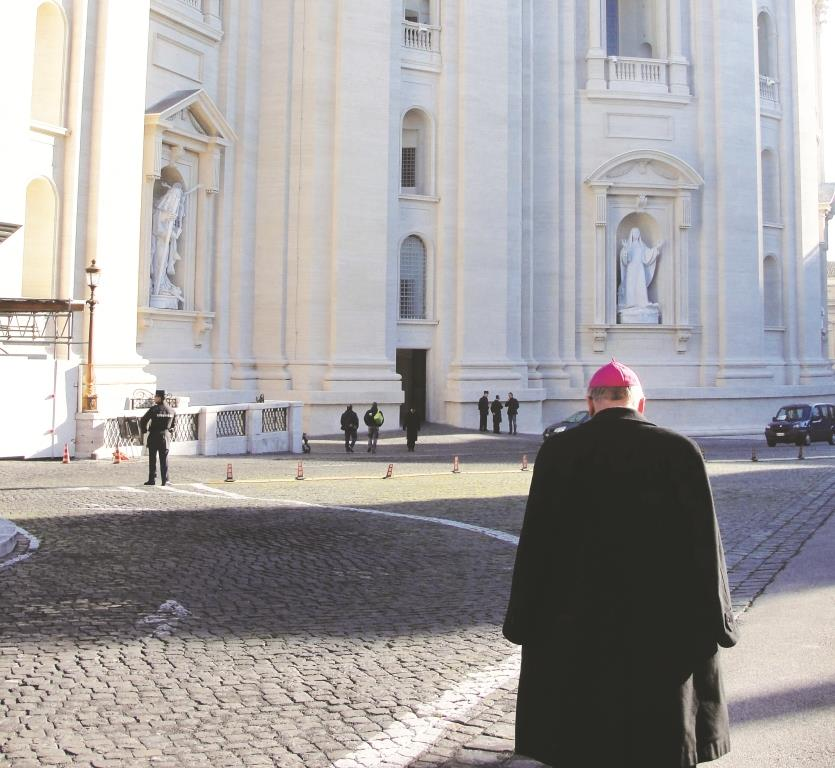 """""""Visita ad limina"""" per i vescovi del Piemonte"""