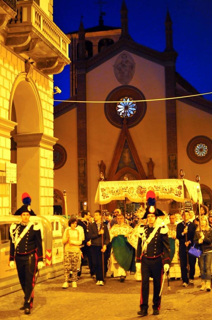 Il 30 maggio la celebrazione del Corpus Domini in duomo: la photogalley