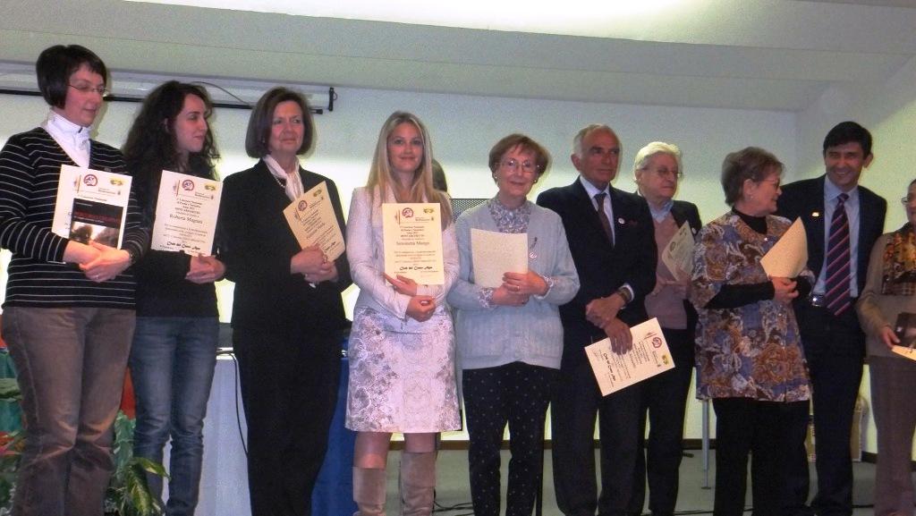 """Autori e ospiti a Bardonecchia per la premiazione del concorso """"Dino Ariasetto"""""""