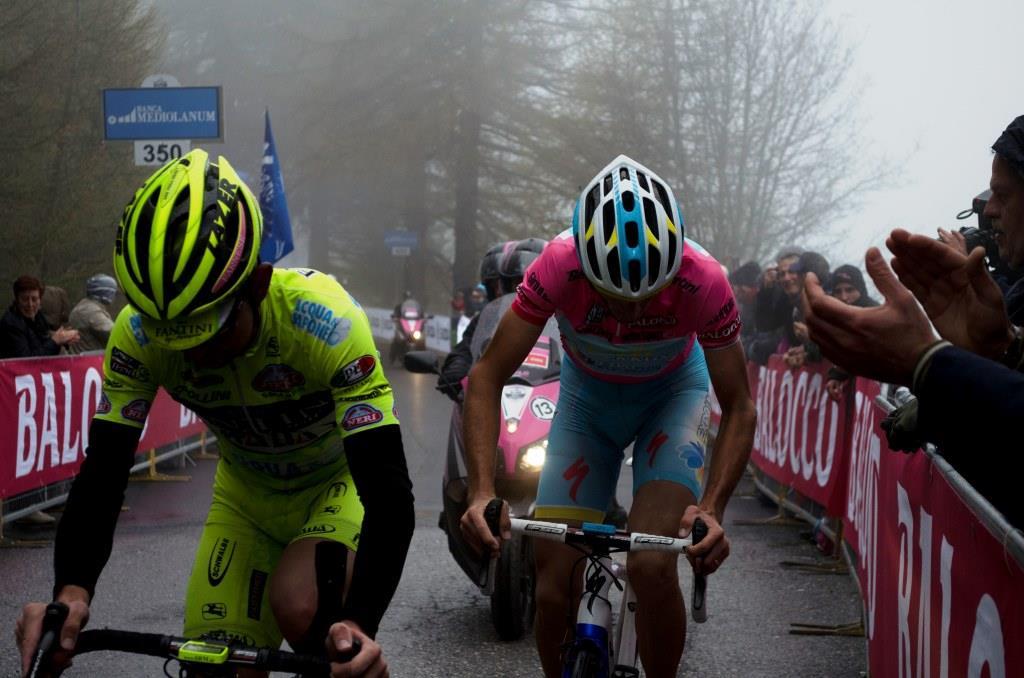 Il Giro a Pinerolo: resoconto e photogallery della tappa