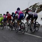 La scalata sul Col du Galibier nella 15° tappa (Foto Gianluca Bonnet)
