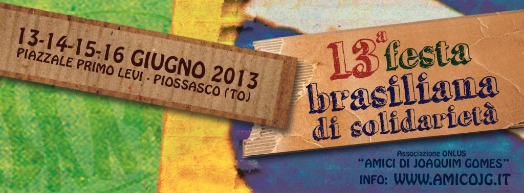 Festa Brasiliana Piossasco 2013