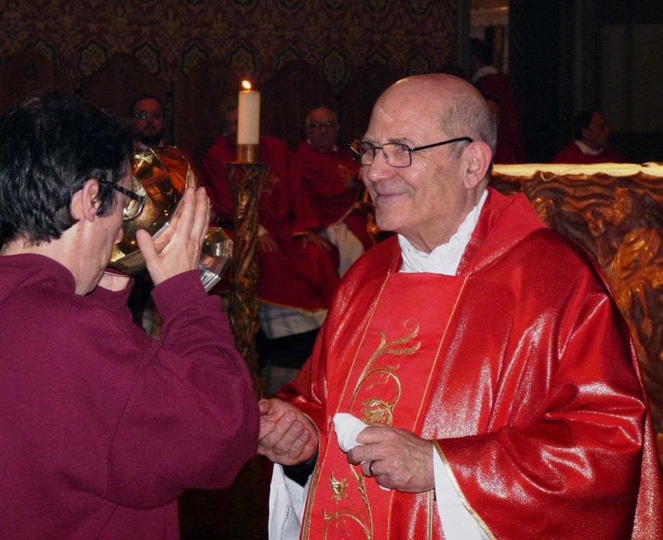 Don Marco Silvestrini: per diventare prete non è mai troppo tardi