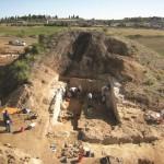 """Gli scavi archeologici presso il """"Tumulo della regina"""""""