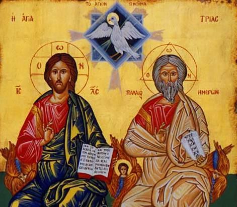 [ video ] A tu per tu con Derio. Solennità SS. Trinità. Dio non molla mai!