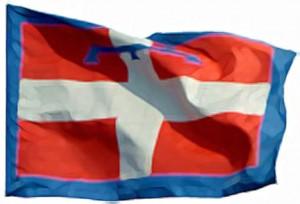 Bandiera della regione Piemonte