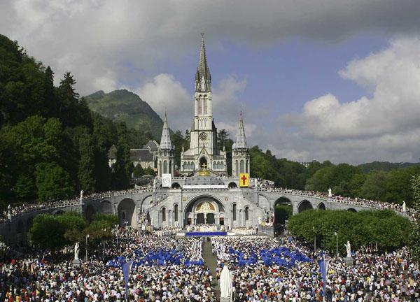 Con il C.I.T.S. a Lourdes