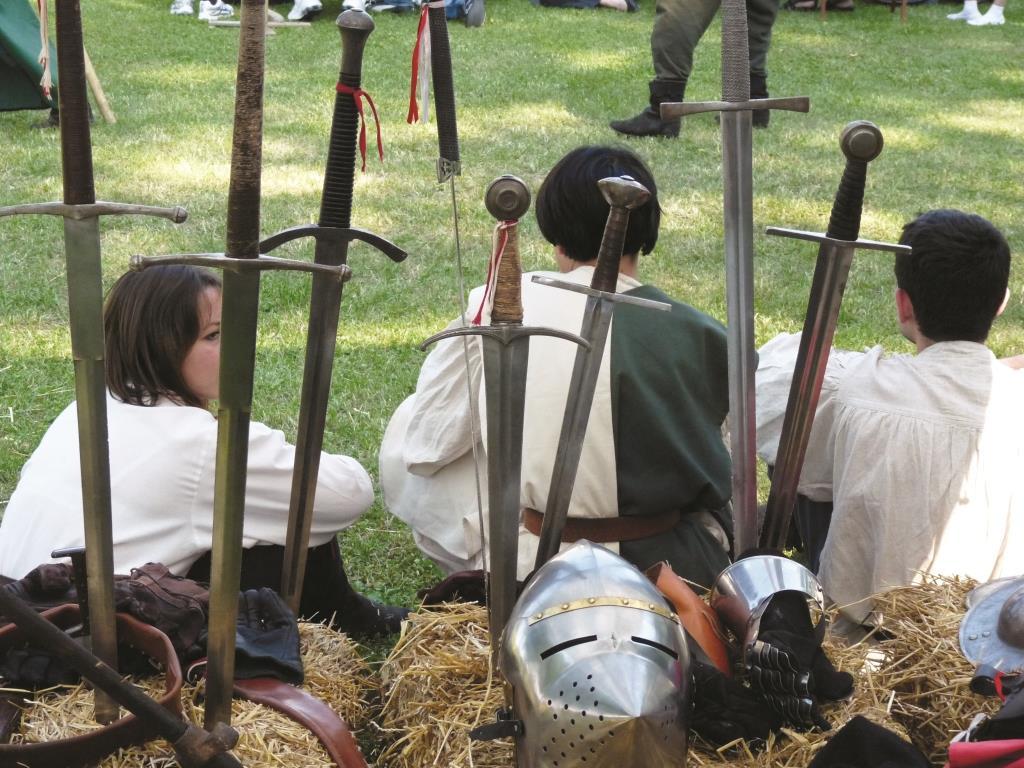 Sabato 31 maggio e domenica 1 giugno la Terra di Mezzo al castello di Osasco