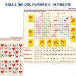 Le soluzioni del numero 9 (domenica 19 maggio)