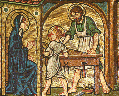 San Giuseppe, la fede e il lavoro (che non c'è)