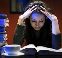 Preghiera prima di un esame