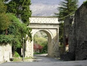 Arco di Augusto a Susa